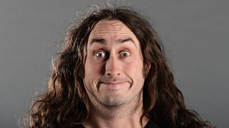 Ross Noble comes to Cambridge in November