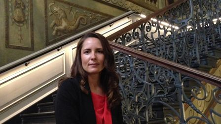 New chair for Cambridge tourism service Natasha Woollard. Photo: Submitted