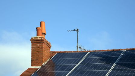 Sunlight produces huge amounts of energy, which can be harnessed if you have solar panels on your ho