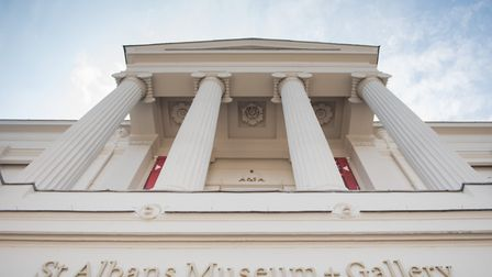 St Albans Museum + Gallery's opening weekend. Picture: Elyse Marks