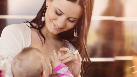 World Breastfeeding Week starts today. Picture: Getty Images/iStockphoto