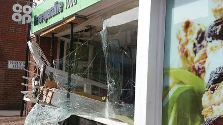 The Co-op store in Redbourn High Street. Picture: Nina Morgan