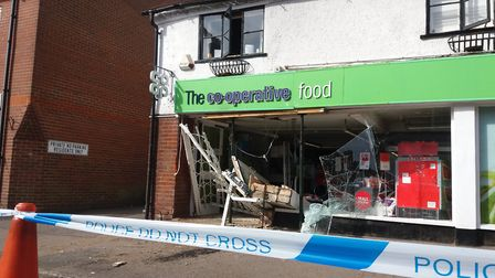 The Co-op in Redbourn. Picture: Nina Morgan