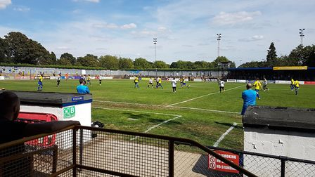 St Albans City kicked-off their Vanarama National League South campaign at home to Hungerford Town.