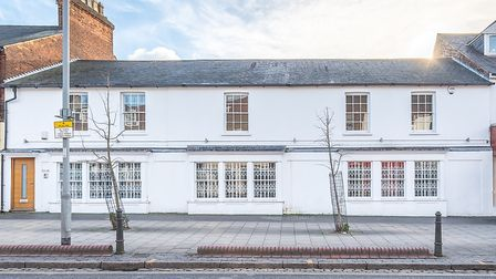 Essex House on Victoria Street, St Albans, as it used to look. Picture: Catton Homes