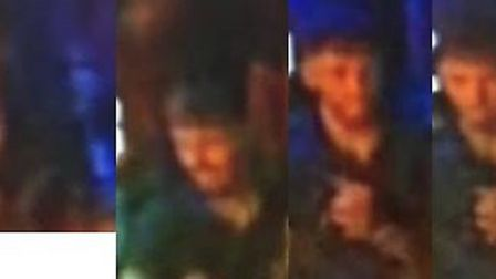 Do you recognise this man? Picture: Herts police