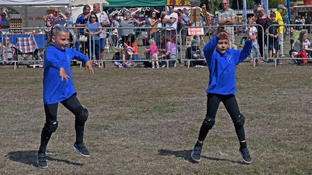 Huntingdon Carnival took place in Riverside Park. Picture: ARCHANT