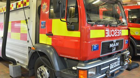 fire engine, cambs fire and rescue, cambs fire & rescue, fire,