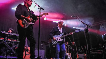 10cc at Meraki Festival 2018. Picture: KEVIN RICHARDS