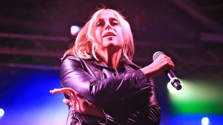 Friday headline act All Saints at Meraki Festival 2018. Picture: KEVIN RICHARDS