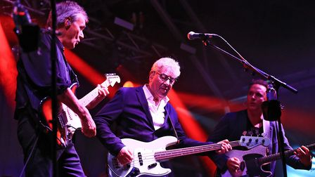 Graham, Rick & Keith play all the hits of 10CC at Meraki Festival 2018. Picture: KEVIN RICHARDS