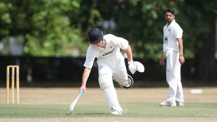 Tom O'Toole took one wicket and hit 26 runs as St Albans beat Preston.Picture: Karyn Haddon