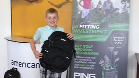 Verulam Golf Club's Nathaniel Warren has qualified for the national final of the American Golf Junio