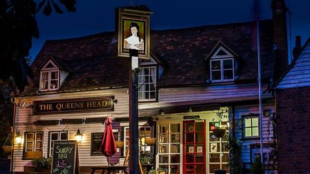 The Queen's Head. Picture: Ricky Barnett