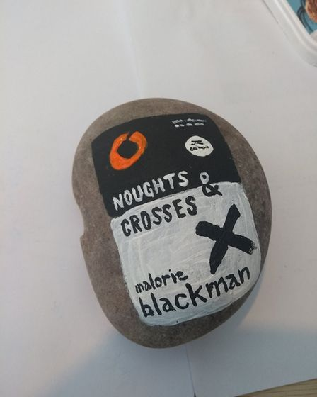 Noughts and Crosses by Malorie Blackman. Picture: Ella Dickson