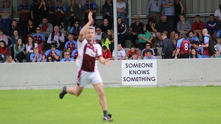 St Colmcilles vs The Hammers match. Picture: St Colmcilles GAC