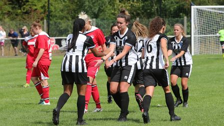 Colney Heath Ladies remained unbeaten with a last-minute equaliser against Peterborough Northern Sta