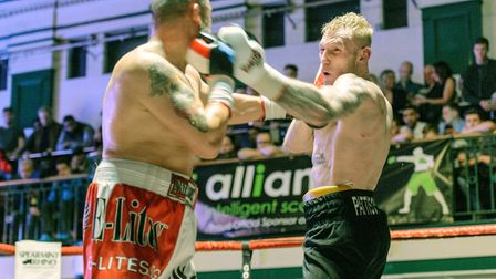 Ollie Pattison will be back at the York Hall as he looks to relaunch his promising professional care