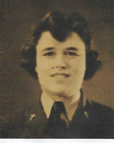 Jack's mum, possibly called Paddy of the Paddy WAAF Medical Corps at Littleport Hospital. Picture: C