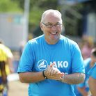 Ian Allinson, St Albans City's manager. Picture: Karyn Haddon