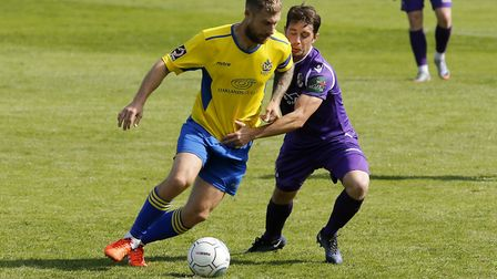 David Noble scored his first goal from open play against Concord Rangers, the last team he did it ag