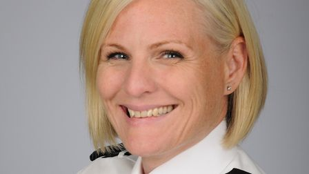 Ch Insp Lynda Coates. Picture: Herts police.