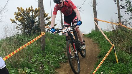 Sam Trotter won the overall Youth Male crown in the Mud Sweat & Gears Eastern Series.