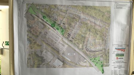 Pictures from the Cottonmill crossing consultation meeting on Tuesday, September 12.