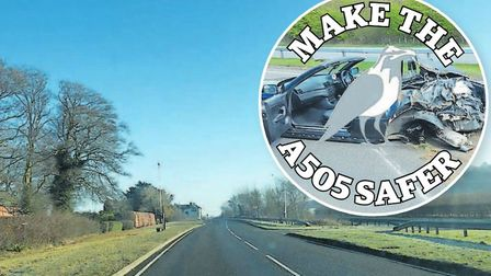 The Crow's A505 campaign has looked into the history of dangers on the road.