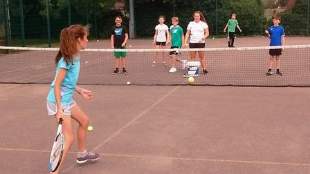 Youngsters enjoyed Melbourn Sports Centre's annual Summer Pentathlon Week. Picture: Graham Johnson-M