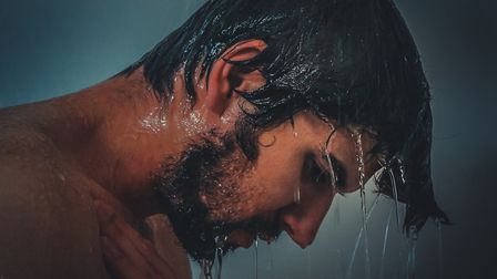Lukewarm showers were something Richard's tenant could only dream of