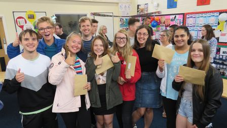 Year 10 sociology students. Picture: BVC