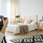 Sharing pictures of your home can be profitable. Picture: Getty
