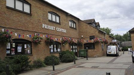 The Priory Centre, in St Neots.