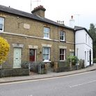 Some of Rickmansworth's period properties. Picture: Karyn Haddon