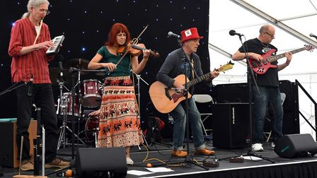 The Inland Waterways Association Festival of Water in St Neots. Picture: ARCHANT
