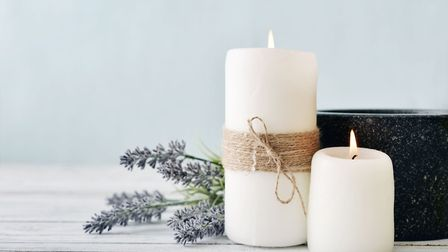 Candle fans are advised to opt for natural waxes like soy, rapeseed, plant and beeswax. Picture:Thin