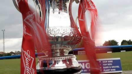 The FA Cup will be coming to Huntingdonshire.