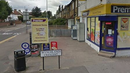 Wynchlands Crescent. Picture: Google Maps