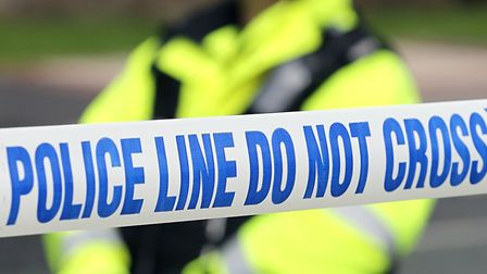Two men were arrested after police pursued their vehicle. Picture: ARCHANT