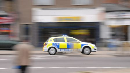 A man was fined for speeding at 118mph near St Albans.
