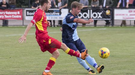 Johnny Herd took over as captain for St Neots Town's victory at Banbury with Luke Knight suspended.