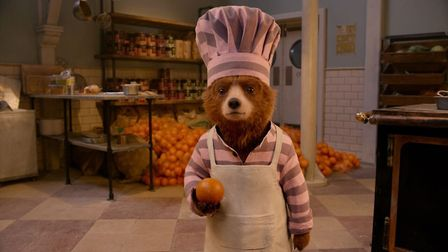 Paddington 2 is one of the films showing in Granchester this weekend