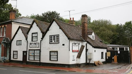 The Old Bakery, Wheathampstead. Picture: DANNY LOO