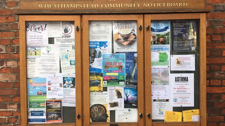 From quiz nights to coffee mornings, there's something for everyone on the Wheathampstead Community