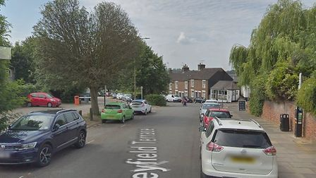 A man was assaulted in Keyfield Terrace in St Albans. Picture: Google Street View