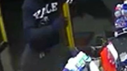Police are appealing for information after a till was stolen from a shop in London Colney. Picture