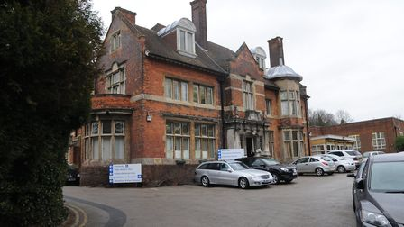 Harpenden Memorial Hospital has been included in the town's Neighbourhood Plan. Photo: Krishan Bhung