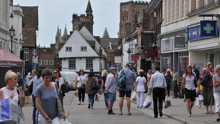 St Albans is a city full of nouveau riche Snob-Albanites, according to one ex-local. Picture: Danny