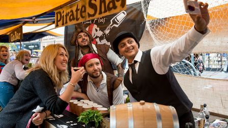 St Albans Food and Drink Festival.